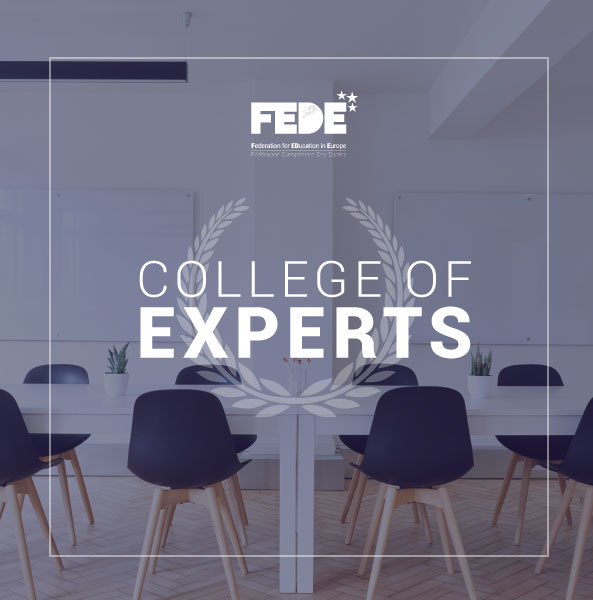College Of Experts FEDE